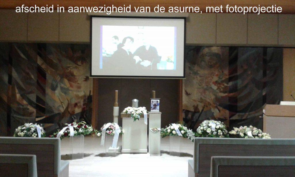 aula chrysant crematorium Wilrijk