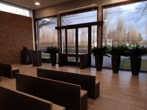 aula begraafplaats Mechelen